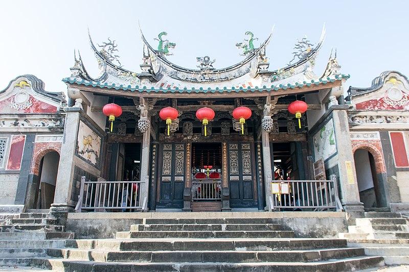 Templo de Mazu